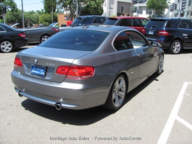 2007 BMW 3-Series 335i Coupe 6-Speed Automatic - Meritage Automotive ...