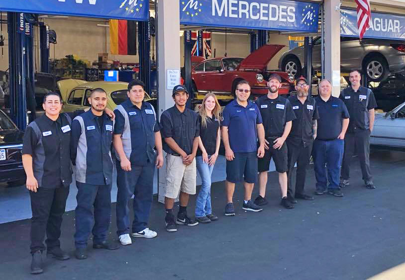 Meritage Automotive Enter Staff